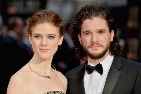 O Jon Snow και η Ygritte του Game of Thrones ανακοίνωσαν το γάμο τους στην πραγματική ζωή
