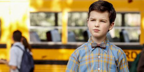 Young Sheldon: Cooper, κάτω από τη βάση!