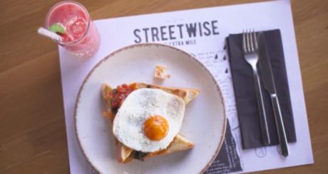 Streetwise : Ένα all day στέκι με φαγητά από άλλον πλανήτη και προσωπικό που τα σπάει