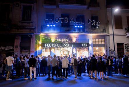 Το Football Pro υποδέχτηκε φίλους του ποδοσφαίρου στα εγκαίνιά του