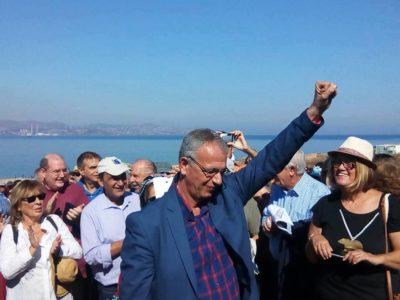 15 ηρωικές στιγμές απο το τρελό γουίκεντ του ΣΥΡΙΖΑ στη Μακρόνησο