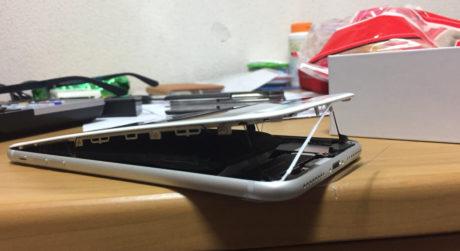 Και στην Ελλάδα περιστατικό με iPhone 8 Plus που διαλύθηκε κατά την φόρτιση