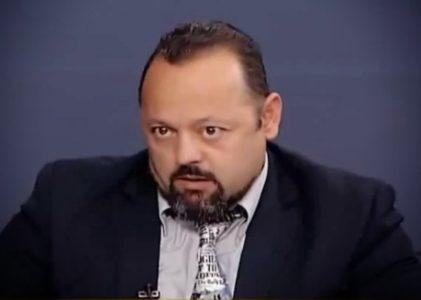 Ο Αρτέμης Σώρρας παθαίνει πρόεδρο Εδεσσαϊκού στο τελευταίο του ηχητικό μήνυμα
