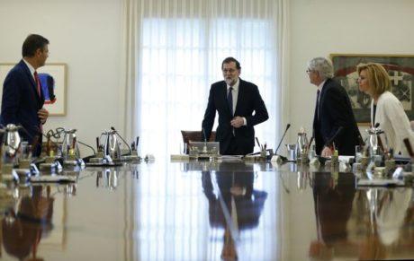 Η Μαδρίτη ενεργοποιεί το άρθρο 155 και αναστέλει την αυτονομία της Καταλονίας