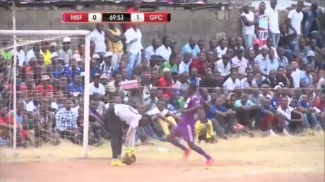 To καλύτερο γκολ για το 2017 μπήκε σε τελικό κυπέλλου στην Τανζανία