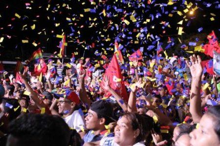 Καθαρή νίκη του Μαδούρο στις χθεσινές εκλογές στη Βενεζουέλα