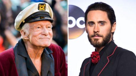 Ο Τζάρεντ Λέτο θα υποδυθεί τον Χιού Χέφνερ σε βιογραφική ταινία για τη ζωή του ιδρυτή του Playboy