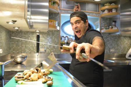 Το Gold Pig δεν είναι ακόμα ένα blog μαγειρικής