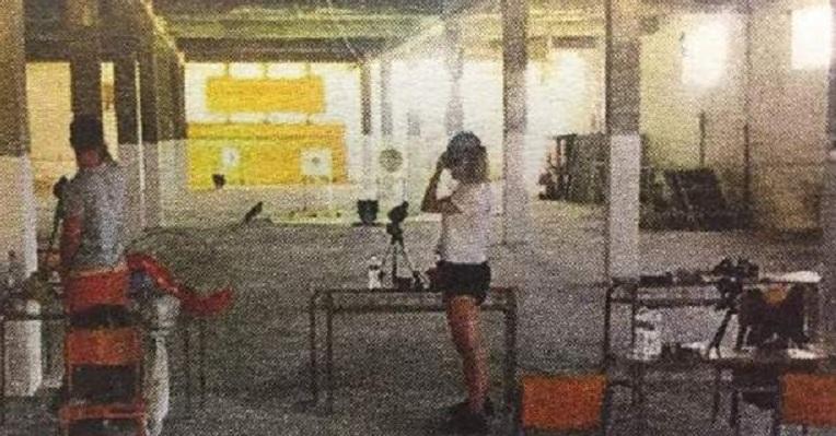 Κόβουν την ανάσα οι εγκαταστάσεις που προπονείται πλέον η Άννα Κορακάκη