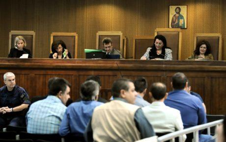 Δίκη Χρυσής Αυγής: Δεν κινδυνεύουν από τους ναζί οι μάρτυρες σύμφωνα με την εισαγγελέα