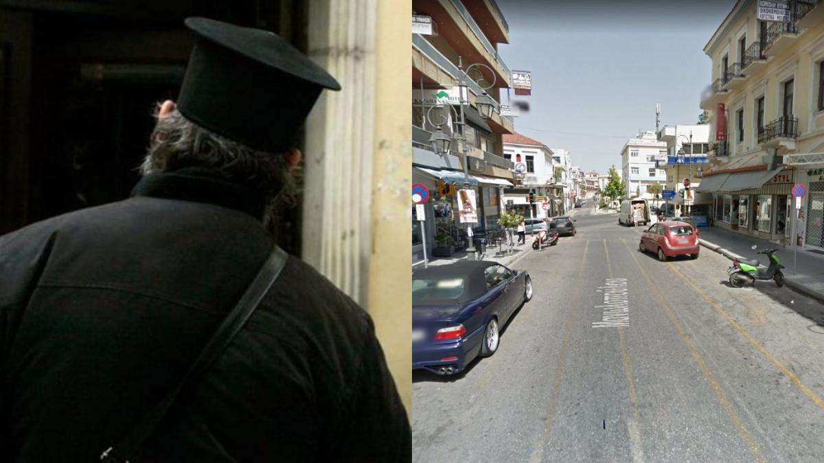 Μεθυσμένος παπάς στον Πύργο Ηλείας κόβει βόλτες και τρακάρει κατεβάζοντας καντήλια