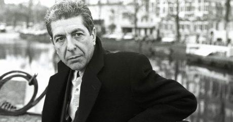 Aνακοινώθηκε η κυκλοφορία της τελευταίας ποιητικής συλλογής του Λέοναρντ Κοέν