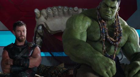 Μια τριλογία για τον Hulk ξεκινάει με το «Thor: Ragnarok»
