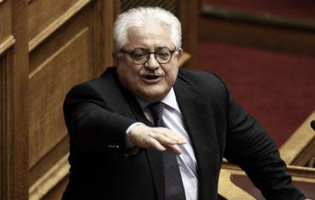 Δημοψήφισμα για απόσχιση της Ηλείας από την Δυτική Ελλάδα προτείνει ο βουλευτής της Ν.Δ