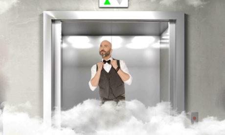 Δικαίωση: Μέσα σε ασανσέρ αποκάλυψε πως έχει σχεδόν ολοκληρώσει σεξουαλικά ο Βαλάντης