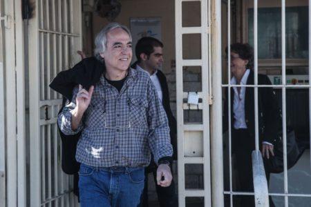Βγήκε από τη φυλακή με 48ωρη άδεια ο Δημήτρης Κουφοντίνας