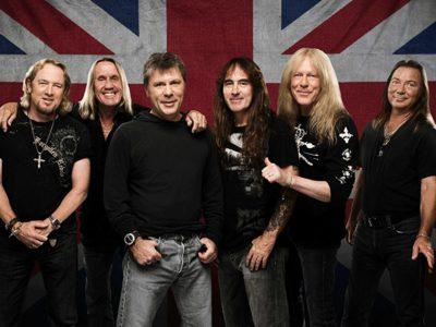 Οι Iron Maiden επιστρέφουν στη χώρα μας στις 20 Ιουλίου 2018