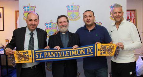 Έλληνες του Εξωτερικού έχουν φτιάξει ομάδα στην Αγγλία με όνομα «Άγιος Παντελεήμων»