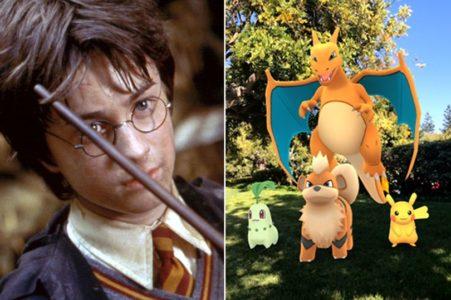 Έρχεται το Harry Potter Go, που αντί για μπούλμπασαρ θα κυνηγάτε μαγικά τερατίνια