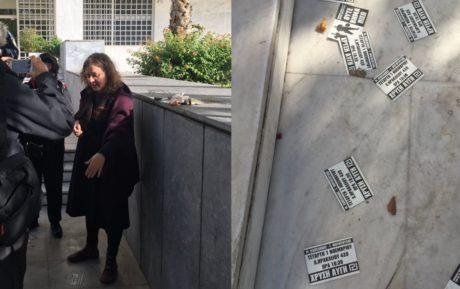 Δίκη Χ.Α.: Ομάδα Χρυσαυγιτών χτύπησε την δικηγόρο Πολιτικής Αγωγής έξω από το Εφετείο