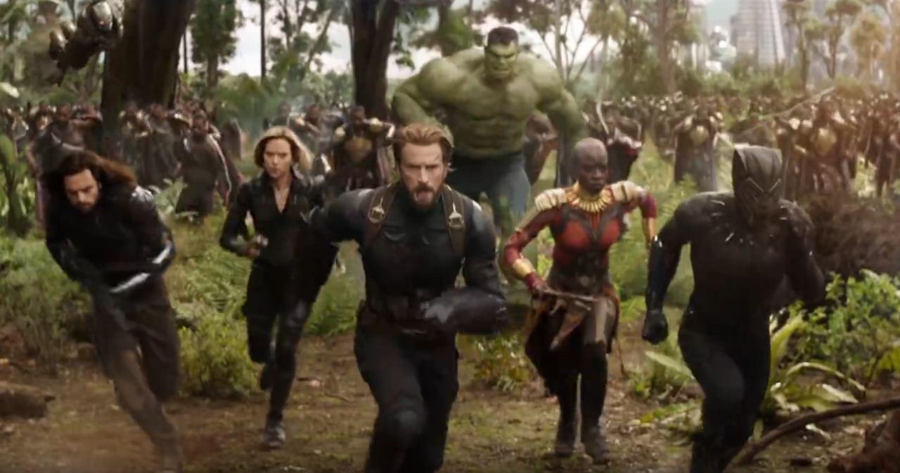 Μόλις βγήκε το επίσημο trailer του Avengers: Infinity War