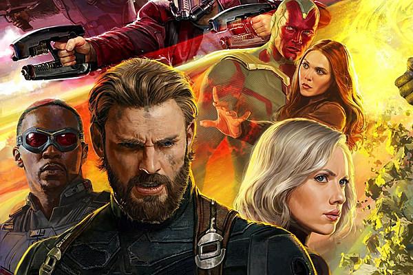 Διέρρευσαν εικόνες από το τρέηλερ του Avengers: Infinity War