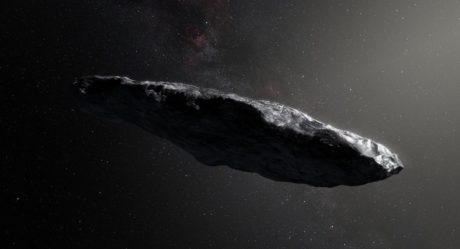 Αστεροειδής που μοιάζει με τσιγαριλίκι γυρνάει στο ηλιακό μας σύστημα