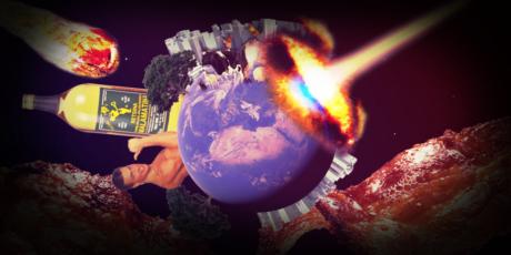 10 εντελώς υπαρκτές ονομασίες αστεροειδών που ανυπομονούμε να συγκρουστούν με τον πλανήτη μας