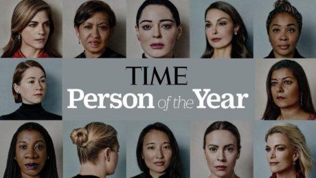 «Αυτές που έσπασαν τη σιωπή» είναι το πρόσωπο της χρονιάς του TIME