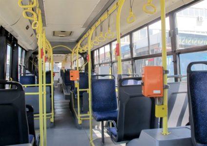 Μόρταλ Κόμπατ έπαιξαν επιβάτες για μια θέση λεωφορείου στη Θεσσαλονίκη