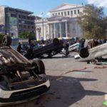 Στάχτη και Burberry: Όσα θα θυμόμαστε για πάντα από το Δεκέμβρη του 2008