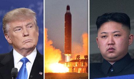 Nτόναλντ Τραμπ και Κιμ Γιονγκ Ουν έβγαλαν τα κουμπιά τους έξω και τα μετράνε