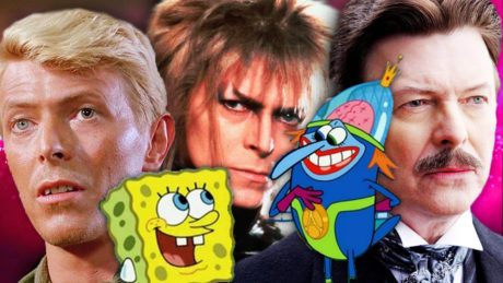 10 κινηματογραφικές και τηλεοπτικές εμφανίσεις του David Bowie από την χειρότερη στην καλύτερη