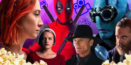 Μ' αυτές τις νέες ταινίες και σειρές αναμένεται να βγάλουμε γούστα το 2018