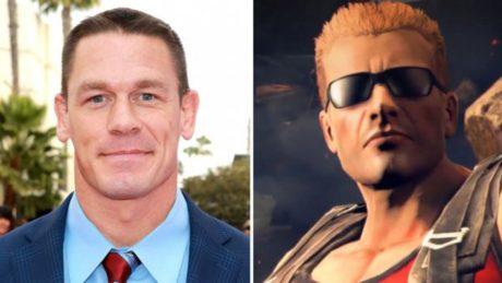 Ο John Cena προορίζεται να γίνει ο Duke Nukem της μεγάλης οθόνης