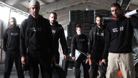 Οι Social Waste το Σάββατο 17 Μαρτίου στο Gagarin