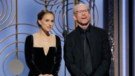 H Nάταλι Πόρτμαν απένειμε με τον πιο badass τρόπο τη Χρυσή Σφαίρα για τον καλύτερο σκηνοθέτη