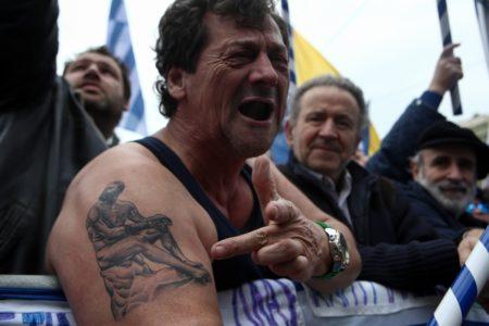 27 φωτογραφίες Μακεδονικού Pride από τη μέρα που η Αθήνα ξανάγινε επαρχία των Δωριέων