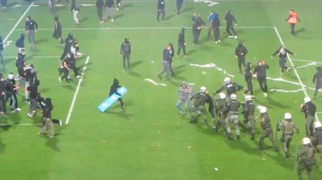 20 χιλιάρικα θα σκάσει ο ΠΑΟΚ σε δύο αστυνομικούς που τραυματίστηκαν από οπαδούς του
