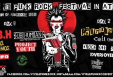 Το διήμερο Vive le Punk Rock festival έρχεται στο TRES