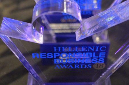 Στο μεταξύ, Novartis και Ελληνικός Χρυσός βραβεύτηκαν για την εταιρική τους υπευθυνότητα