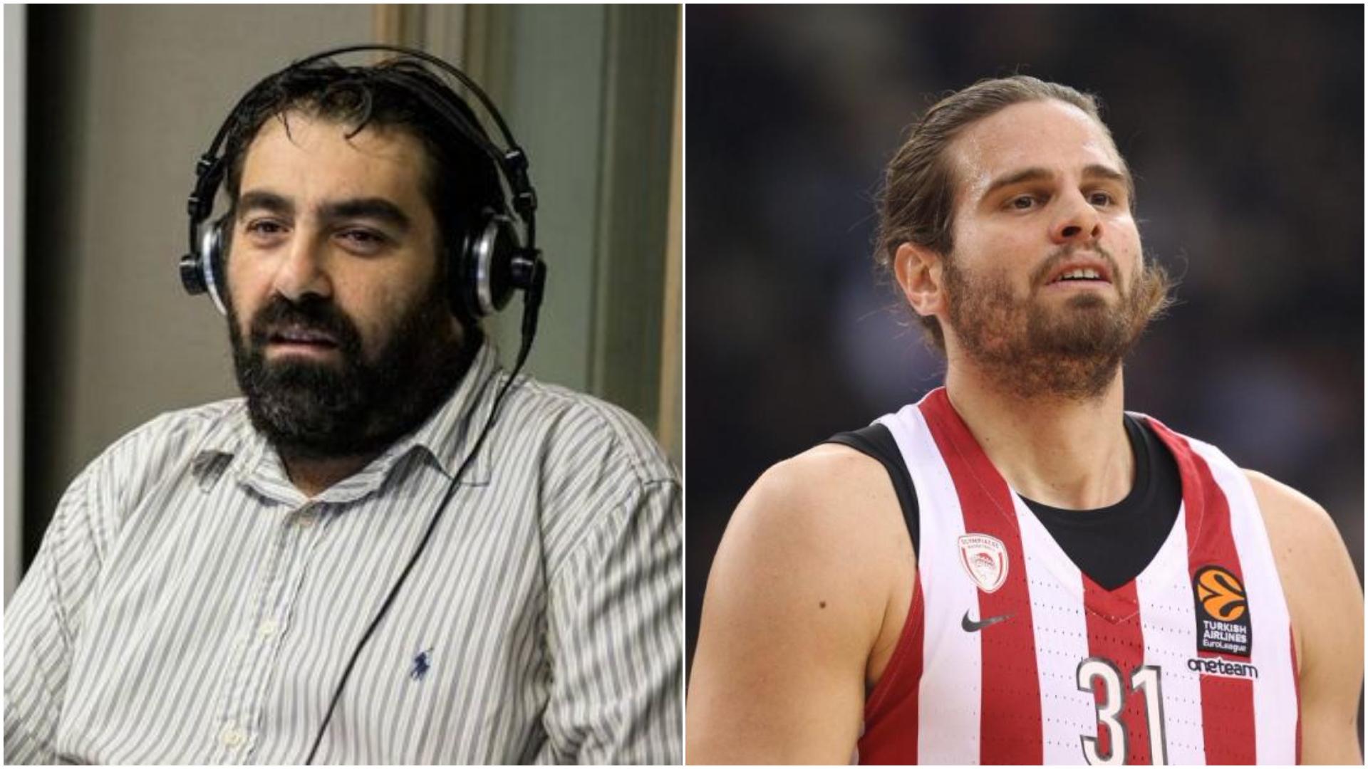 Δημοσιογράφος του Contra.gr καταγγέλλει ότι τις έφαγε χθες από μπασκετμπολίστα του Ολυμπιακού