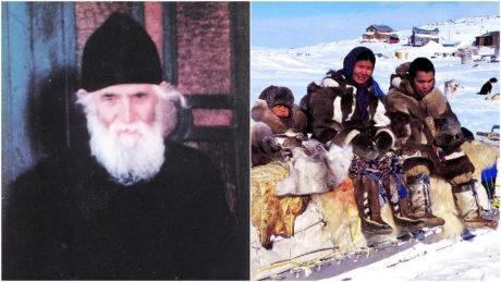 Θεοσεβούμενοι Εσκιμώοι από την Αλάσκα προσκύνησαν στον τάφο του Παΐσιου
