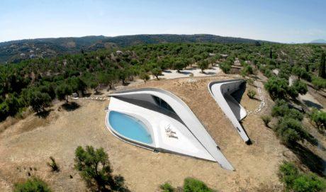 Αυτό το καταυλακιώτικο dream house για Χόμπιτ μεγιστάνες πάει για διεθνές βραβείο αρχιτεκτονικής