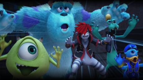 Έρχεται το Kingdom Hearts 3 με Monsters Inc. και Toy Story στο trailer