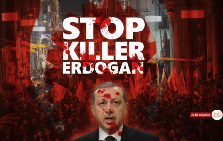 Tη σελίδα του JoDi Graphics κατέβασε το Ερντογανόφιλο Facebook