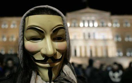 Σε τουρκικούς στόχους την έπεσαν οι Anonymous Ελλάδας και Κουρδιστάν
