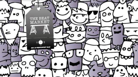 Το Beat Market έρχεται με dj sets και πολύ αλκοόλ το Σάββατο 24 Φεβρουαρίου στο Hub Events