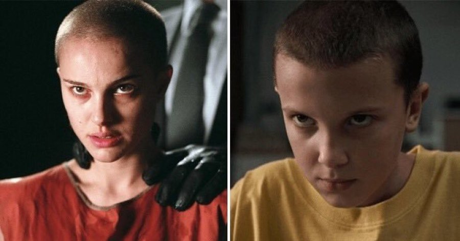 H Πόρτμαν παραδέχεται την ομοιότητά της με την Eleven και δίνει το respect της