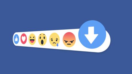 Ζητήσαμε από το Facebook ένα dislike button και αυτό που πήραμε πίσω είναι ένα βασικό «Downvote»